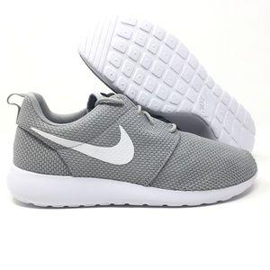 Nike Roshe One Wolf Grey White 511881 023 Size 8